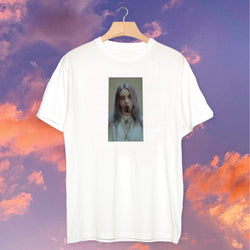 Polera Billie Eilish Cara - Space Store Chile