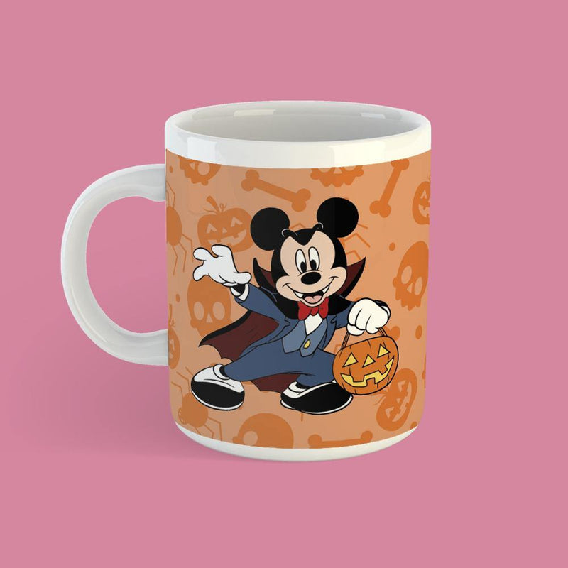 Taza Mickey Dracula - Space Store Chile