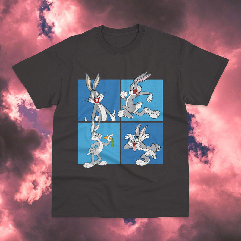 Polera Looney Tunes Bugs Bunny Blue - Space Store