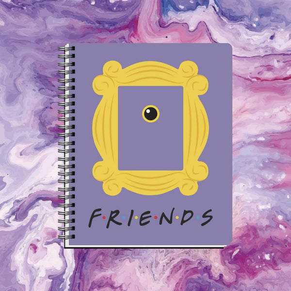 Cuaderno Marco Friends - Space Store Chile