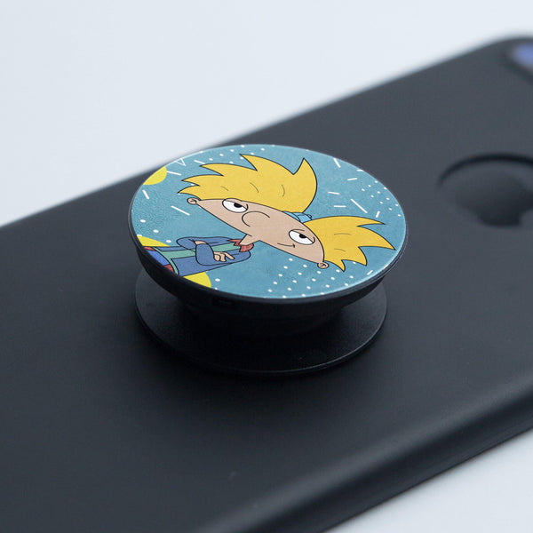 Pop Socket Hey Arnold - Space Store Chile