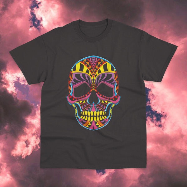 Polera Skull Colors - Space Store Chile