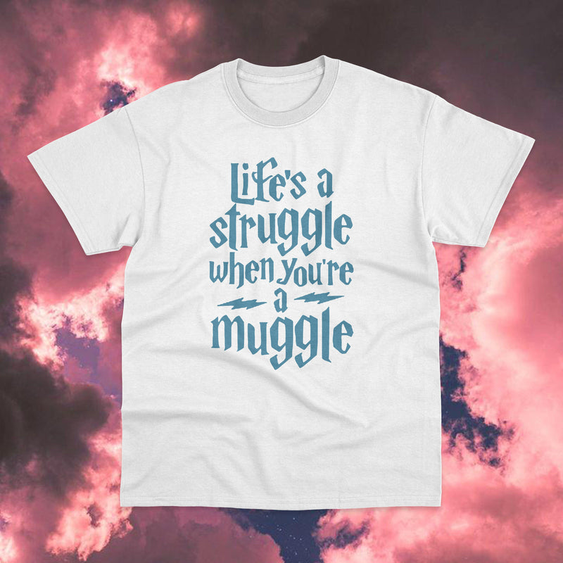 Polera Harry Potter Struggle Muggle - Space Store Chile