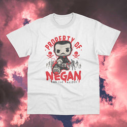 Polera The Walking Dead Property Of Megan - Space Store Chile