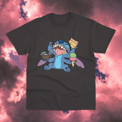 Polera Stitch Eating - Space Store Chile