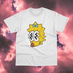 Polera Los Simpsons Maggie Psicodelica - Space Store Chile