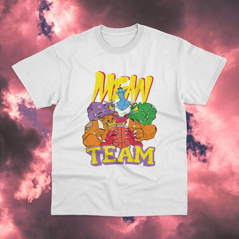 Polera Mean Team Space Jam - Space Store Chile