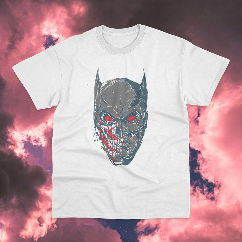 Polera Batman Destroyed - Space Store Chile