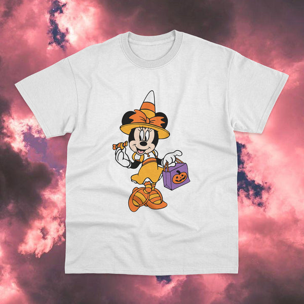 Polera Minnie Mouse Trick 'r Treat - Space Store Chile