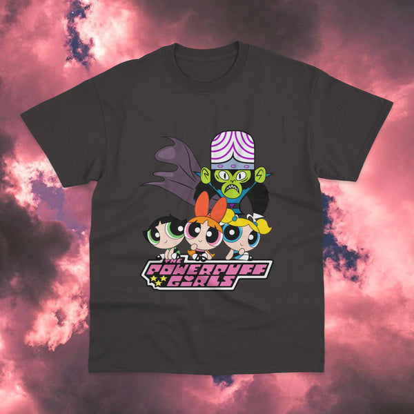 Polera Power Puff Girls - Space Store Chile