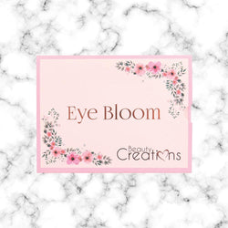 Paleta Eye Bloom Beauty Creations - Space Store Chile
