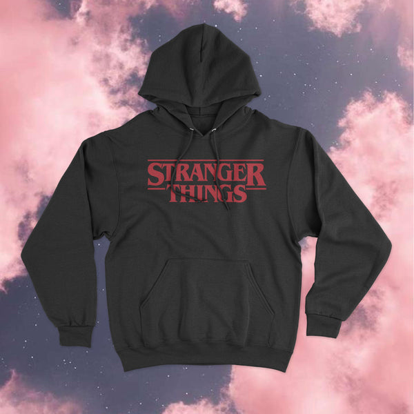 Poleron Stranger Things Stranger Things Red - Space Store Chile