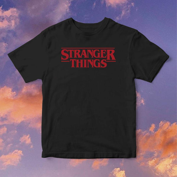 Polera Stranger Things Red - Space Store Chile