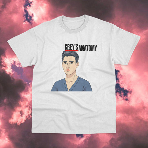 Polera Greys Anatomy Nico Kim - Space Store Chile