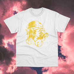 Polera Star Wars Yellow Storm Trooper - Space Store Chile