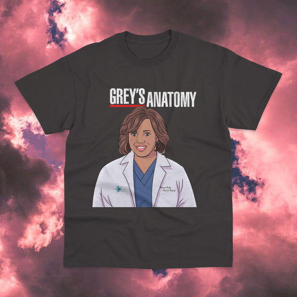 Polera Greys Anatomy Miranda Bailey - Space Store Chile