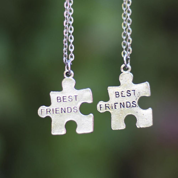 Collar Best Friends Rompecabeza