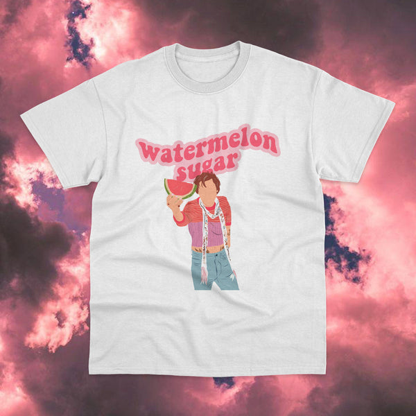 Polera Harry Styles Watermelon Sugar - Space Store Chile