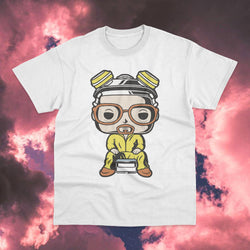 Polera Breaking Bad Walter White Cartoon - Space Store Chile