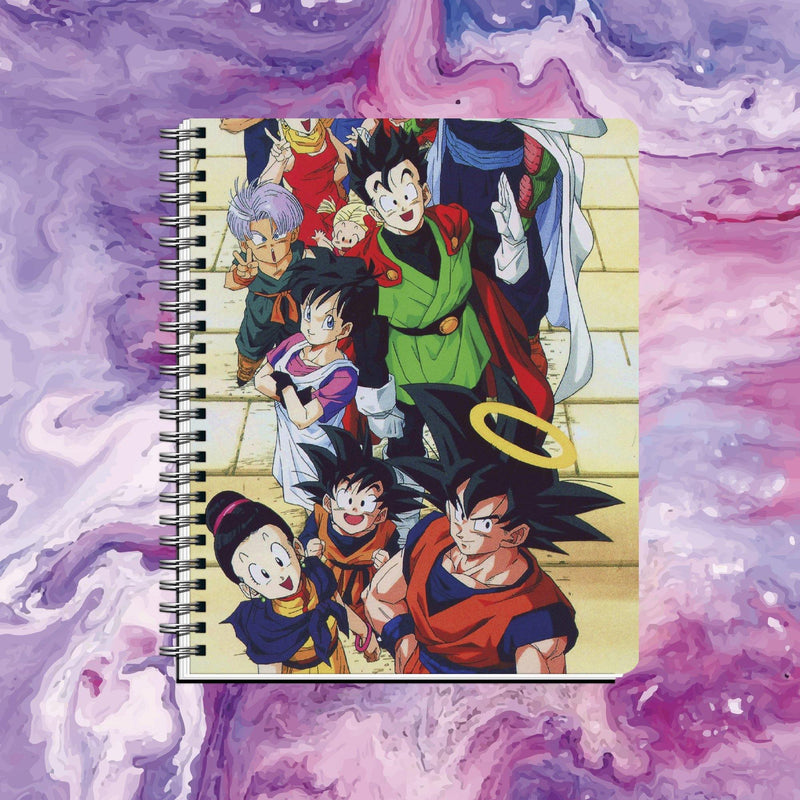Cuaderno Dragon Ball Z