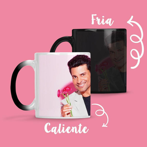 Taza Cambia Color Chayanne Modelo 2 - Space Store Chile