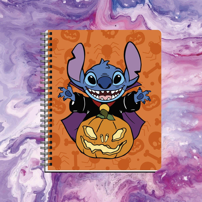 Cuaderno Stitch Dracula - Space Store Chile