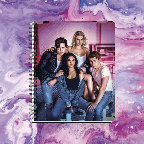 Cuaderno Riverdale - Space Store Chile