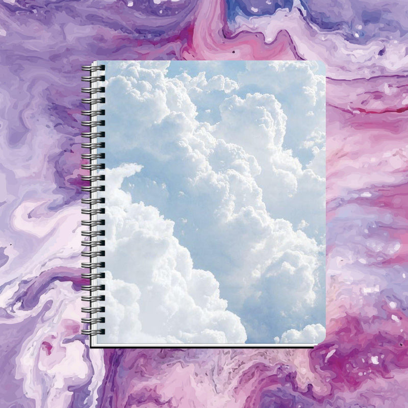 Cuaderno Clouds - Space Store Chile