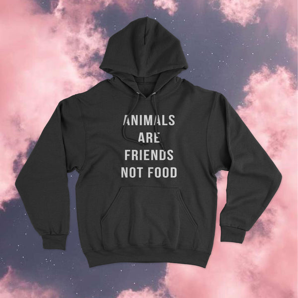 Poleron Animals Are Friends Not Food - Space Store Chile