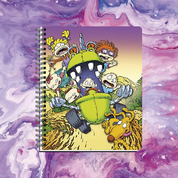 Cuaderno Rugrats Pelicula - Space Store Chile