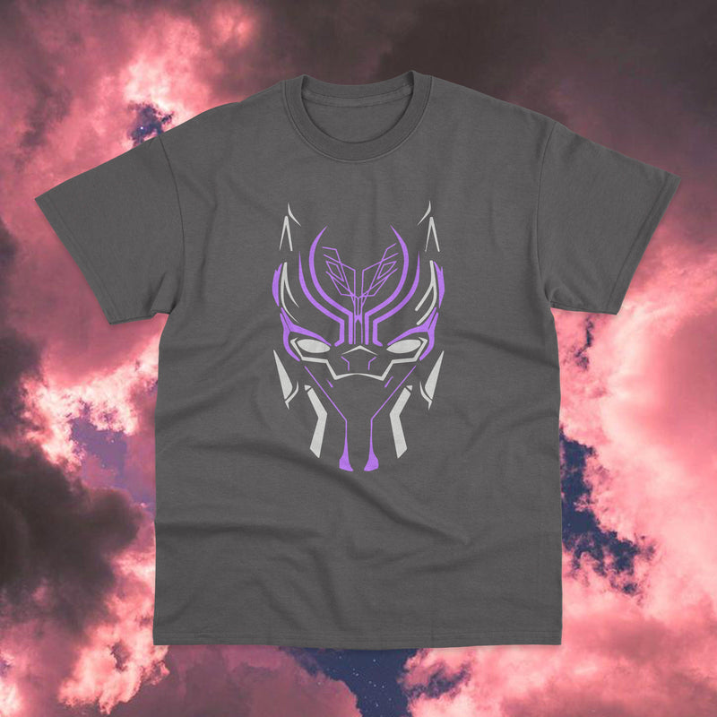 Polera Blanck Panther Purple - Space Store Chile