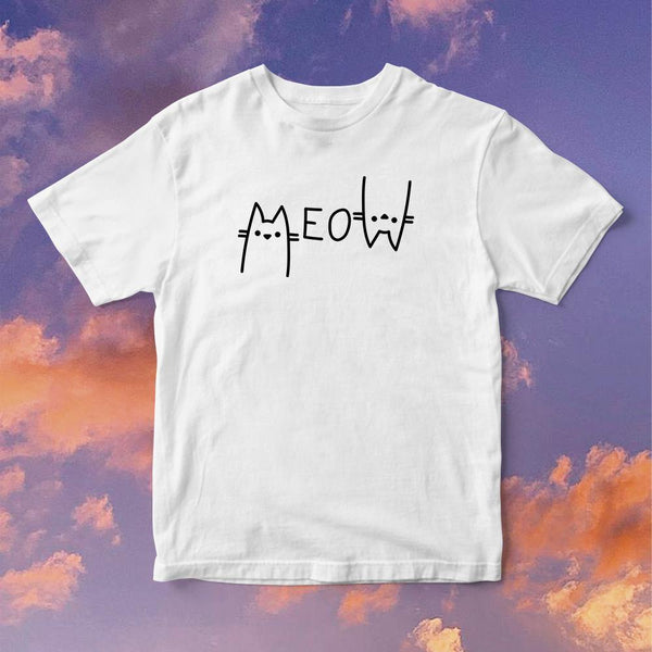 Polera MEOW - Space Store Chile