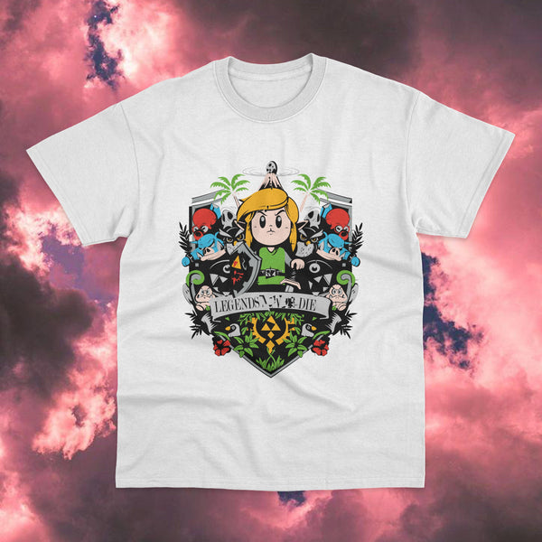 Polera Legend Of Zelda Legends - Space Store Chile