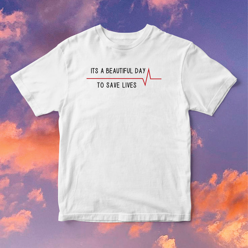 Polera Greys Anatomy Good Day - Space Store Chile