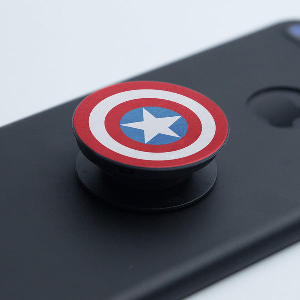 Pop Socket Capitan America - Space Store Chile