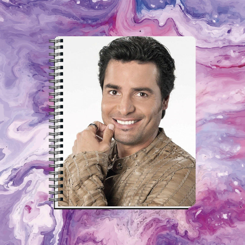 Cuaderno Chayanne Sonriente - Space Store Chile