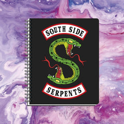 Cuaderno South Side Serpents