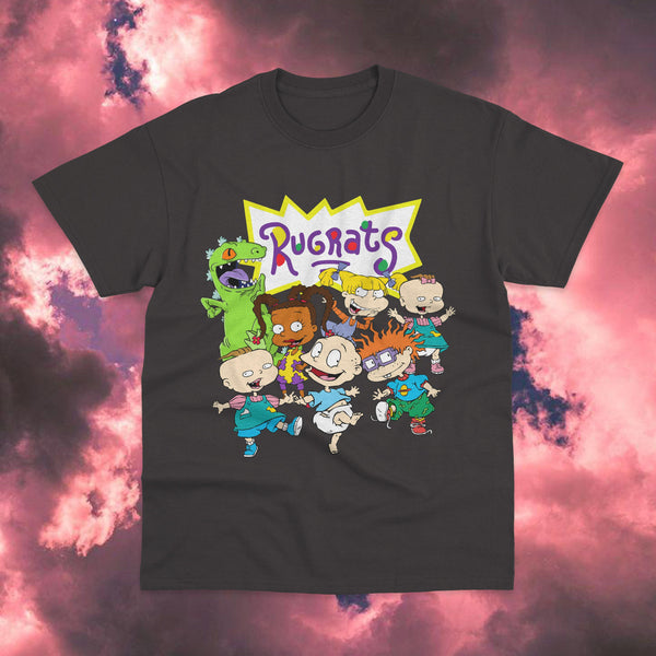 Polera Rugrats Reptar - Space Store Chile