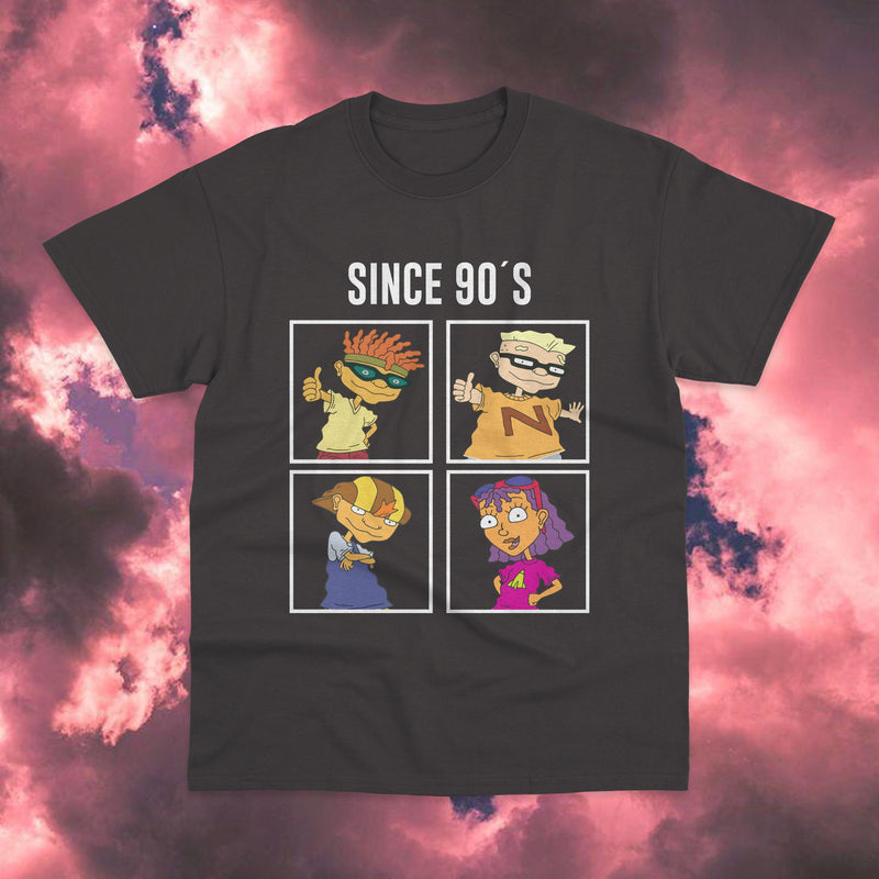 Polera Since 90's Rocket Power - Space Store Chile