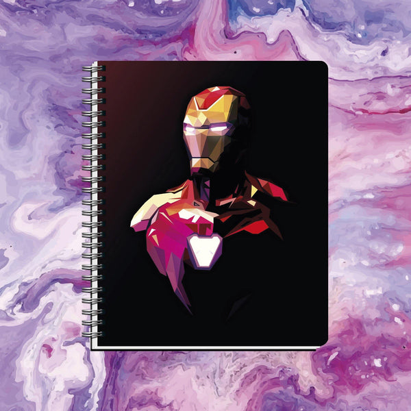 Cuaderno Iron Man - Space Store Chile