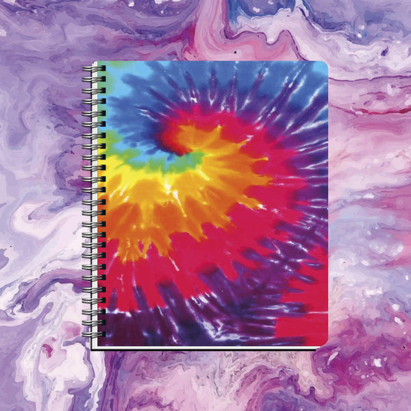 Cuaderno DYE Spiral Rainbow - Space Store Chile