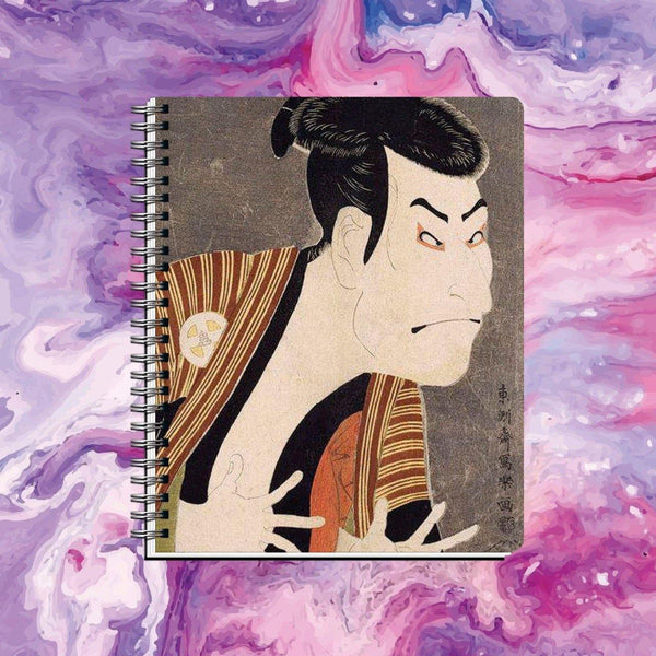 Cuaderno Tōshūsai Sharaku - Space Store Chile