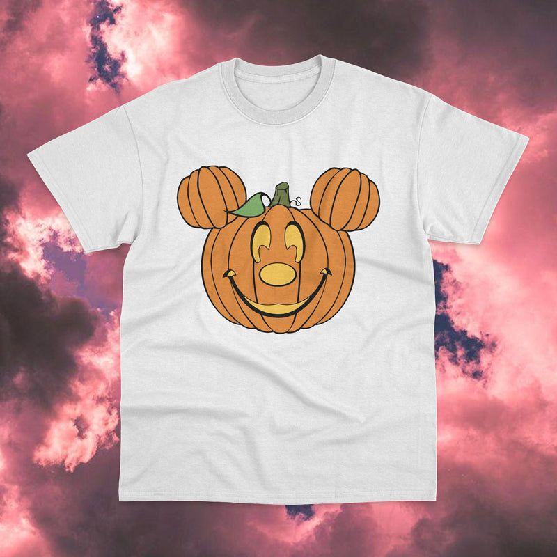 Polera Mickey Mouse Pumpkind Colours - Space Store Chile