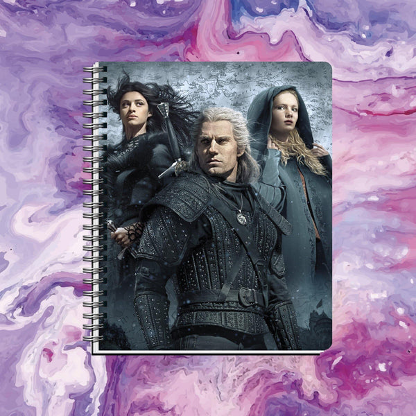Cuaderno The Witcher