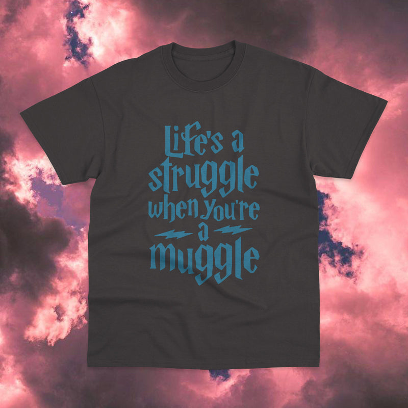 Polera Harry Potter Struggle Muggle - Space Store