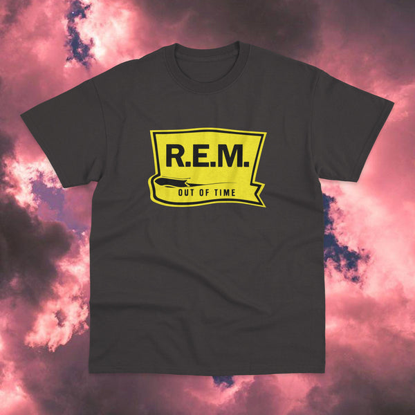 Polera R.E.M. Out Of Time - Space Store Chile