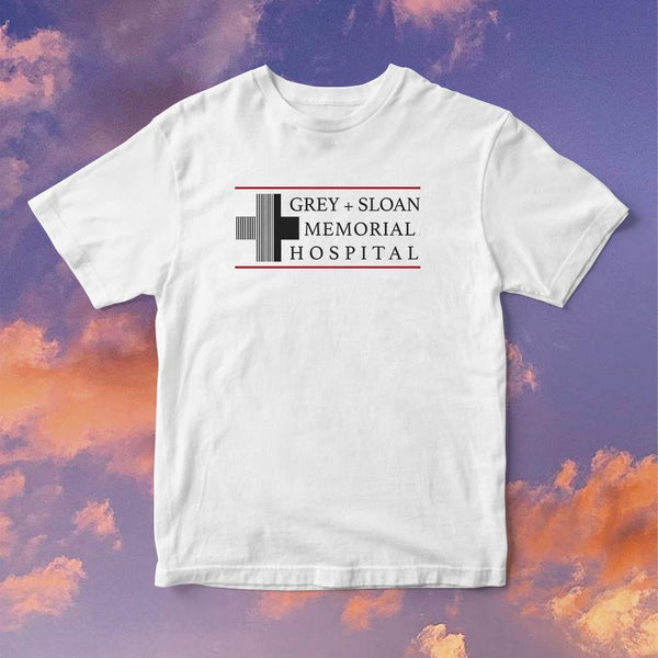 Polera Greys Anatomy Grey-Sloan Memorial 2 - Space Store Chile