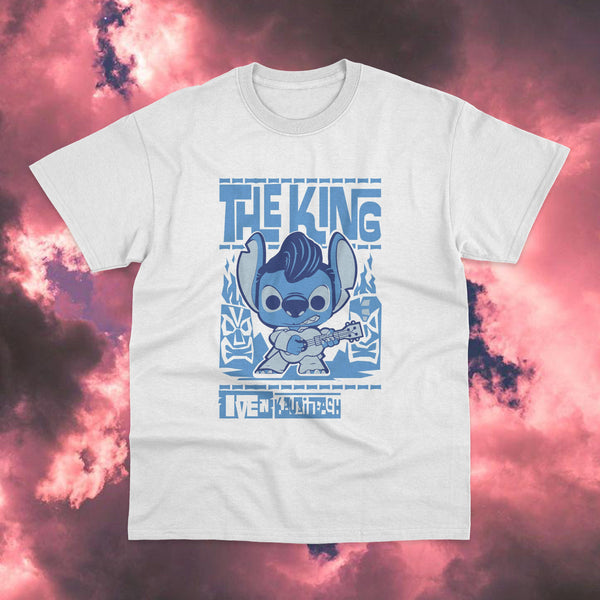 Polera Stitch The King - Space Store Chile