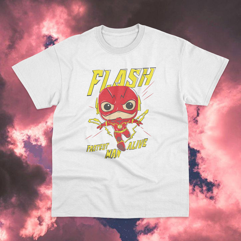 Polera Flash Fastest Man Alive - Space Store Chile