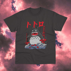 Polera Totoro Monster - Space Store Chile